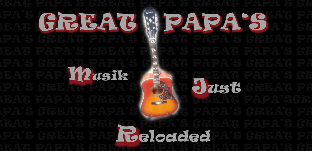 Great Papas Logo