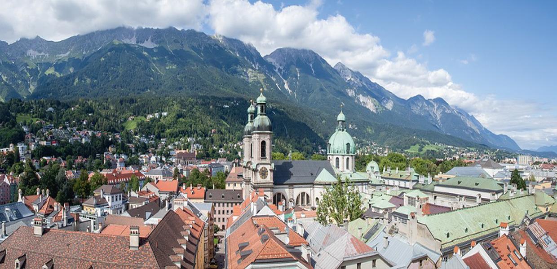 Hoch Hinaus am Fuße der Alpen