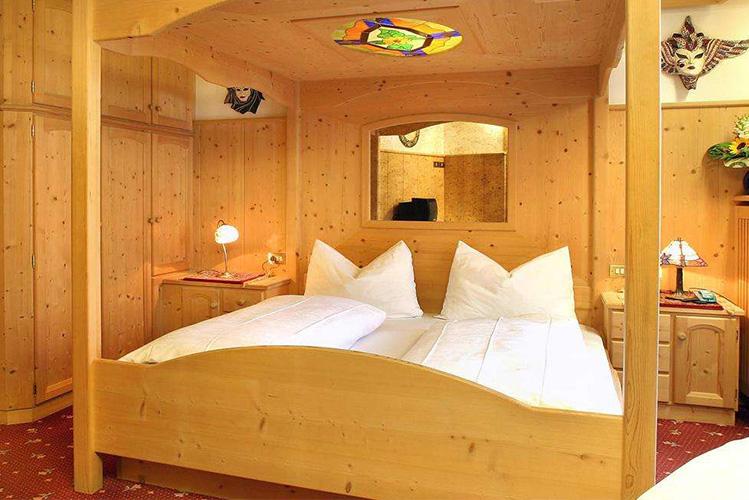 Hotel Alpes Zimmer