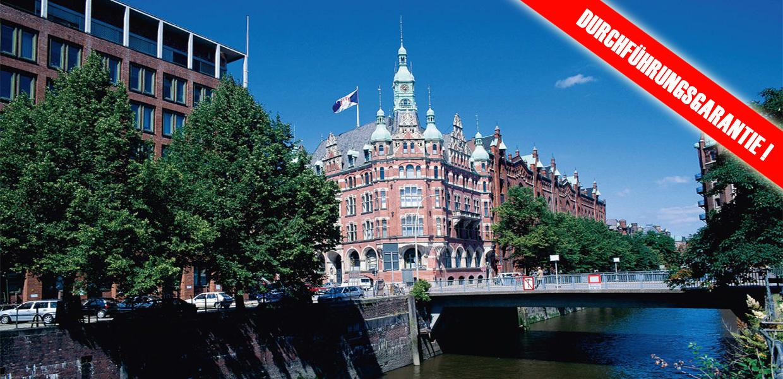 Hamburg Durchführungsgarantie